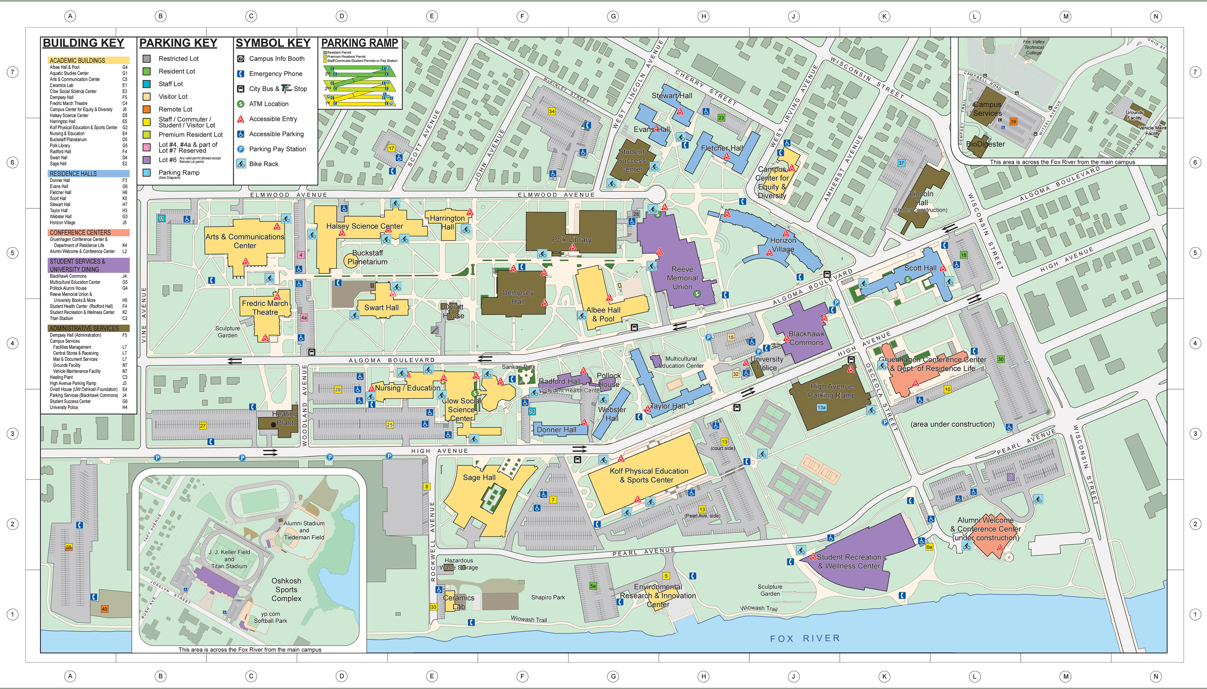 map of uwo campus Uwo Campus Experience Mapping map of uwo campus